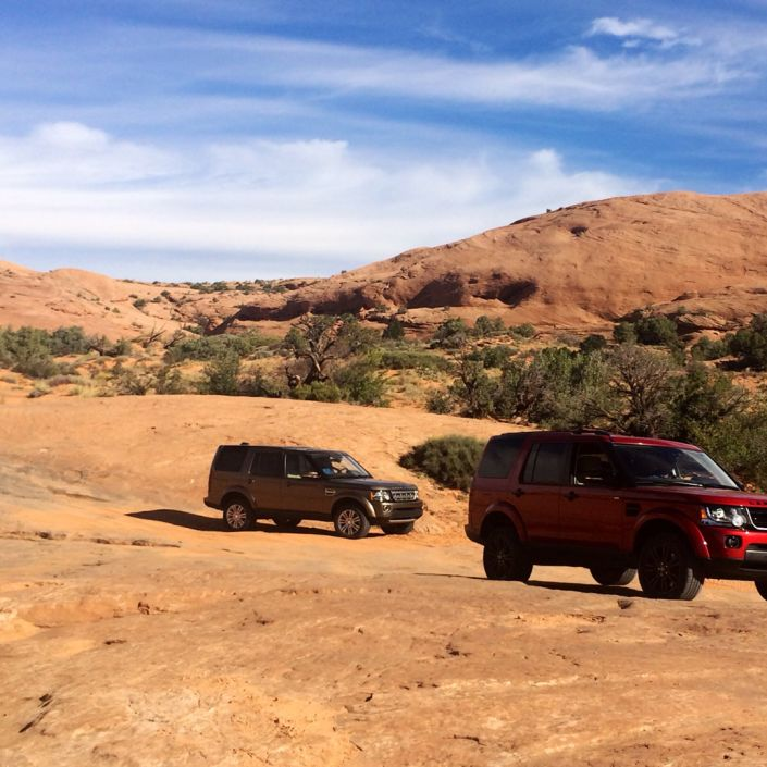 Off-Roading in Moab