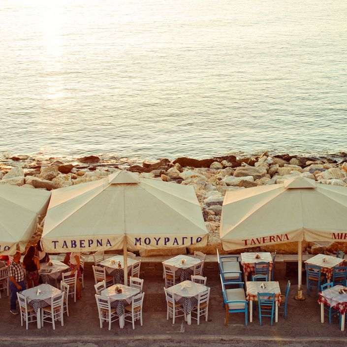Greece's Cyclades: Behind the Scenes of our April Cover Story