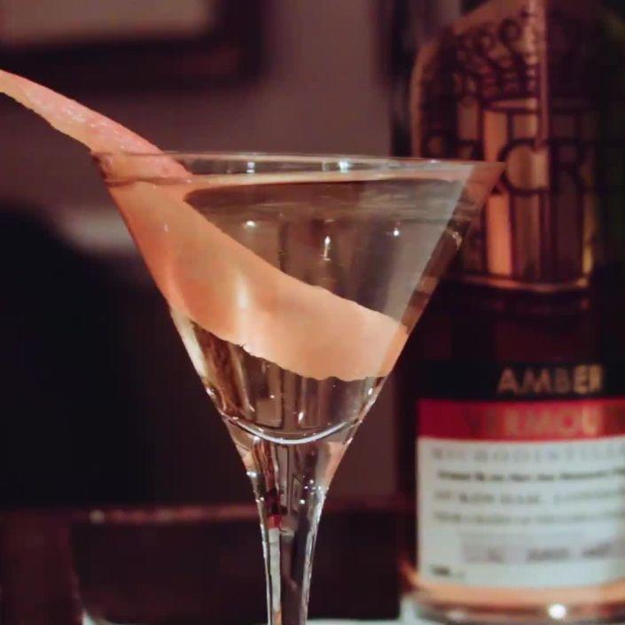 How to Make a James Bond's 'Vesper' Martini