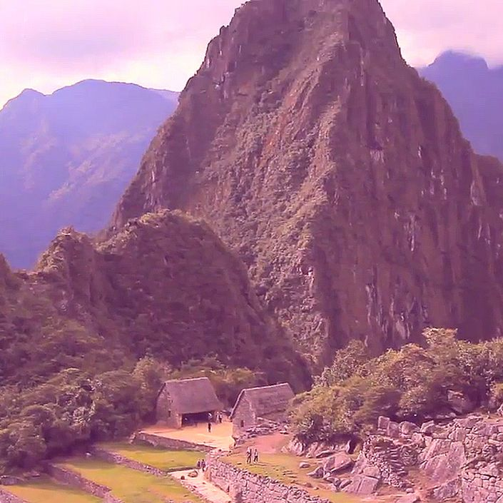 Third Place: Escape to Cuzco