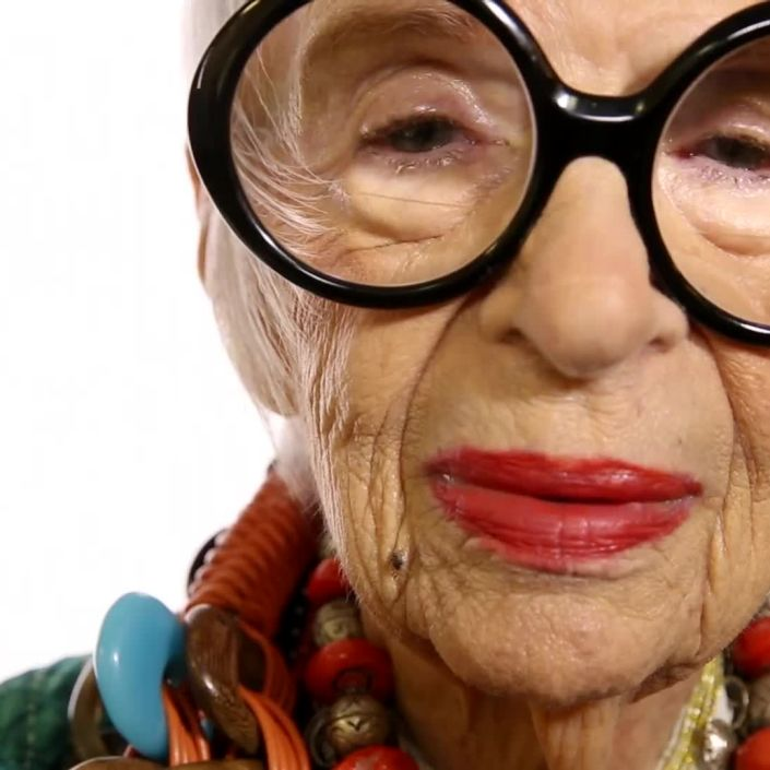 The Well-Traveled Life: Iris Apfel, Part Two
