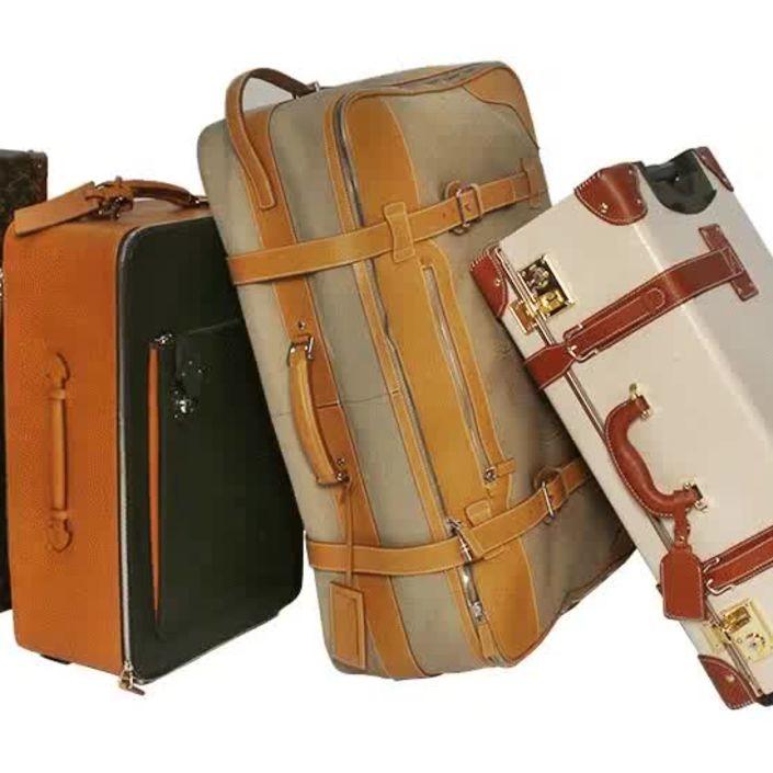 A New Generation of Safari Luggage