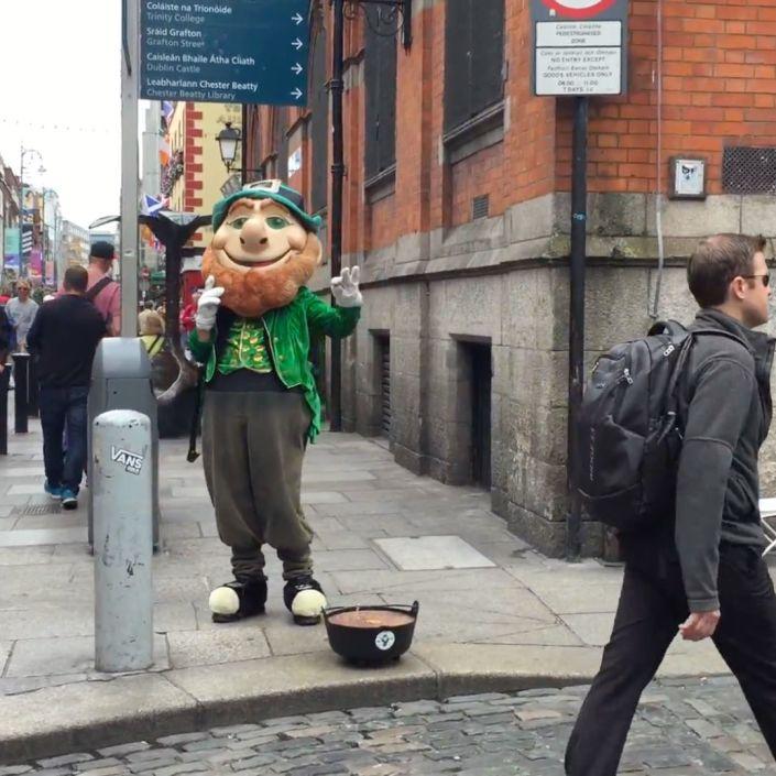A Day in Dublin