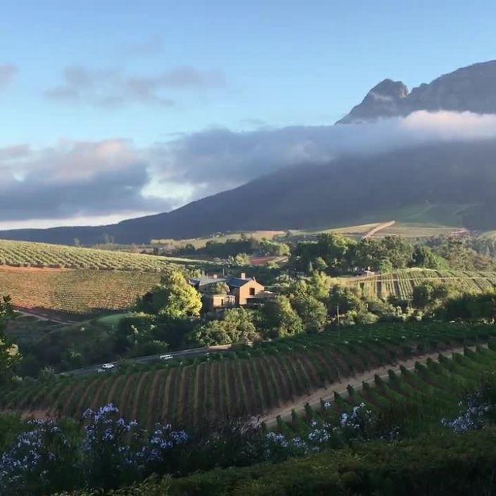 A Drive Through Beautiful Cape Town