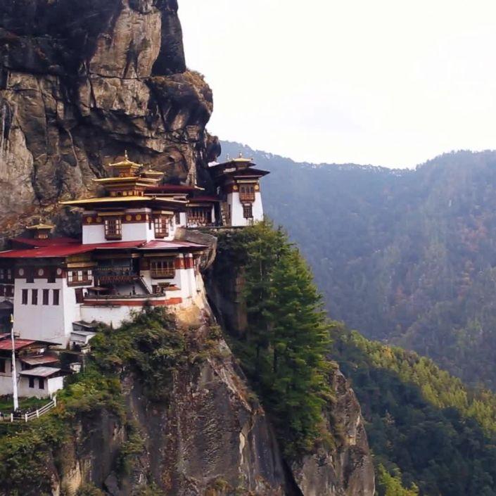 In the Mountain Kingdom of Bhutan