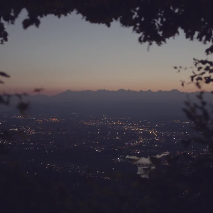 A Day & Night in Turin, Italy