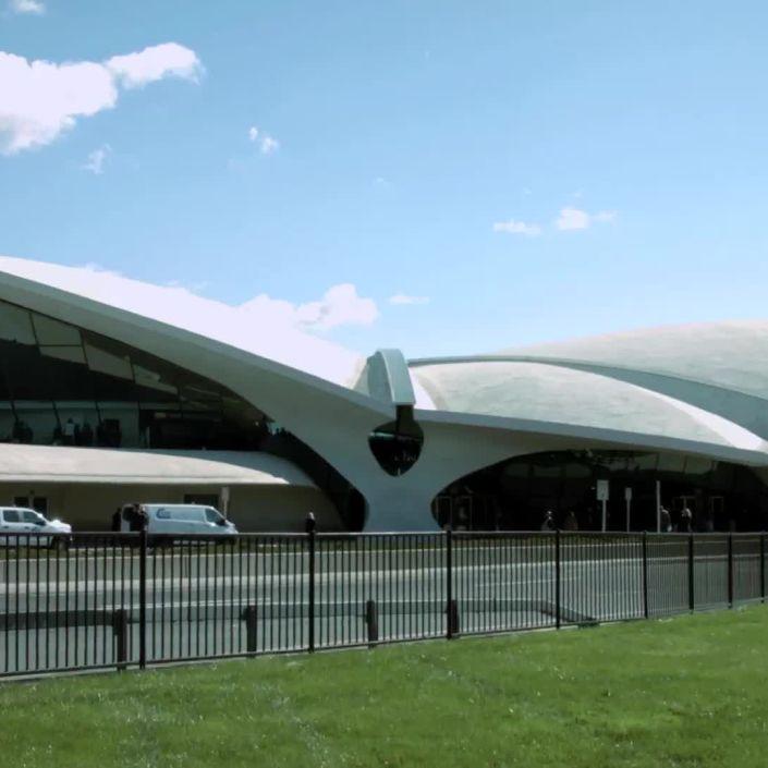The Final Day: Inside Eero Saarinen's TWA Flight Center