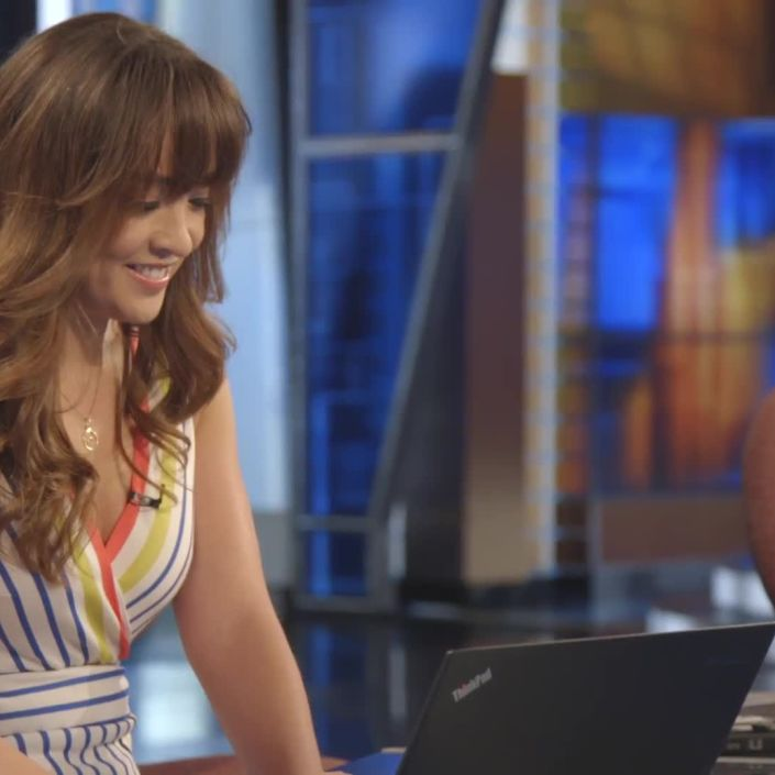 Beauty of...The Women of ESPN: Cassidy Hubbarth