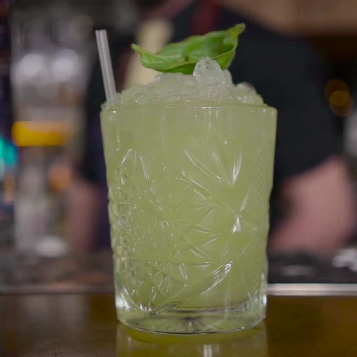 Try the Gin Smash Cocktail from Perth Australia
