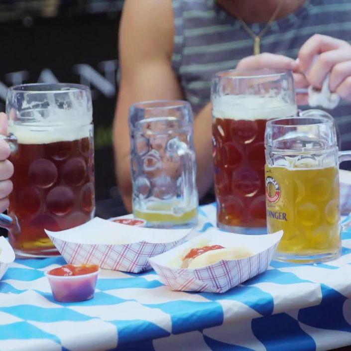 How To Rock Oktoberfest