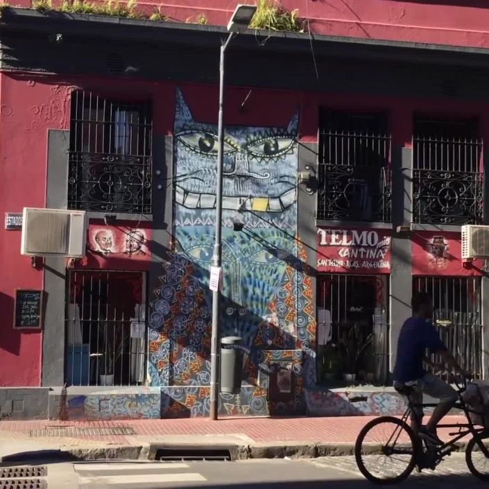 A Day in Buenos Aires