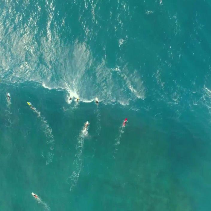 A Bird's-Eye View of Hawaii