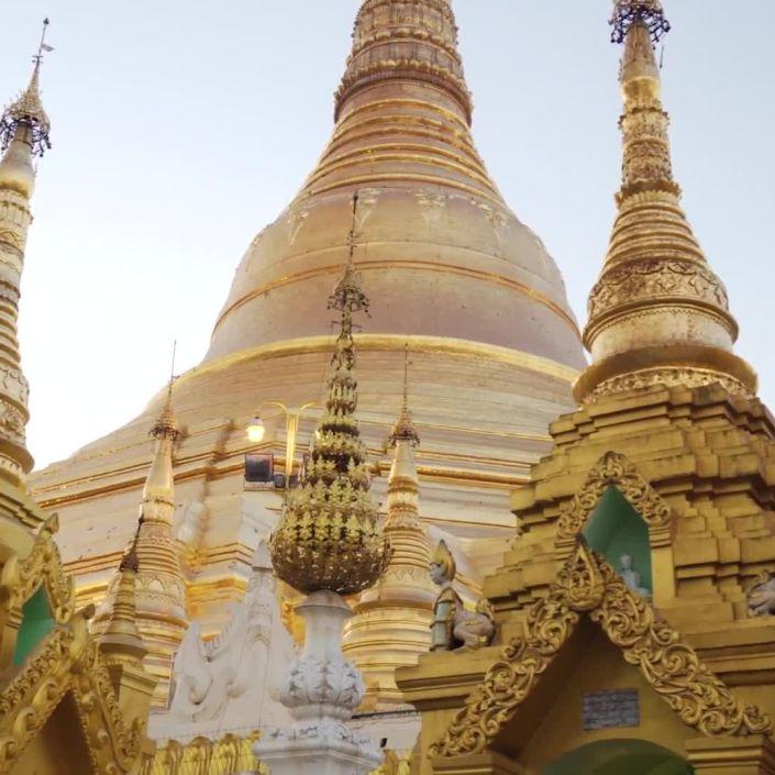 A Portrait of Myanmar