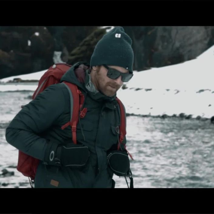 Country Star Kip Moore Unplugs in Iceland