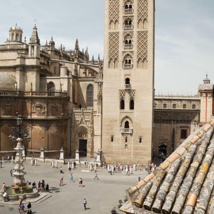 Discovering Seville