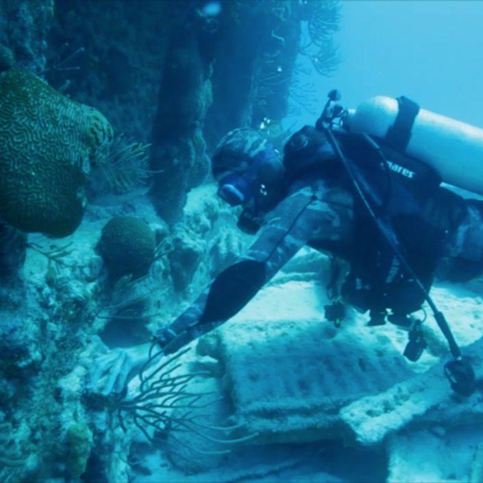 Exploring Bermuda's Deadly Coast