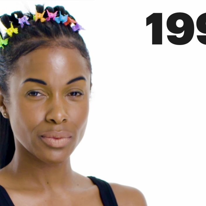 100 Years of Updos