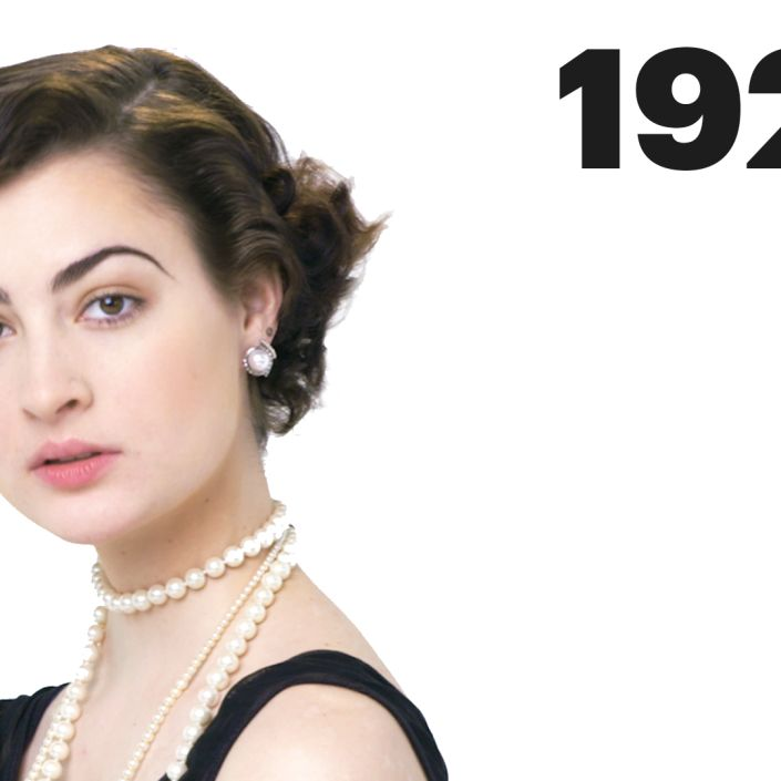 100 Years of Short Hair