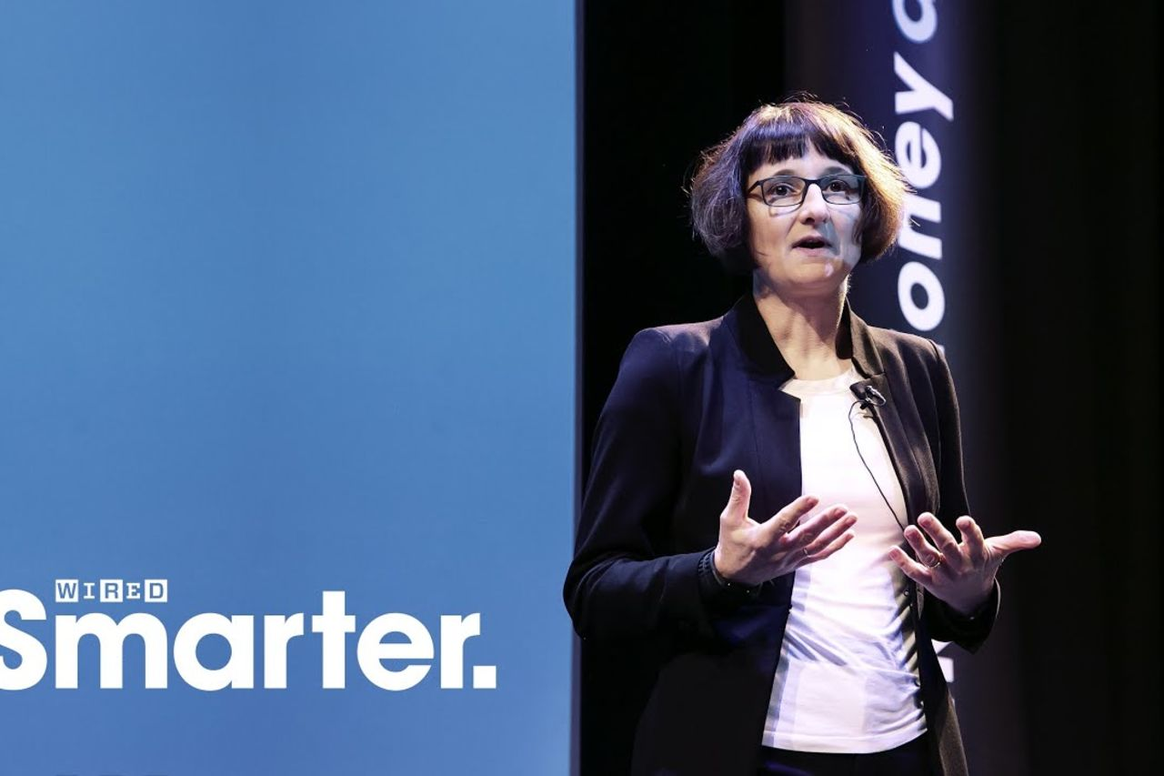 Heike Riel: How quantum computers will drive innovation   WIRED Smarter 2019