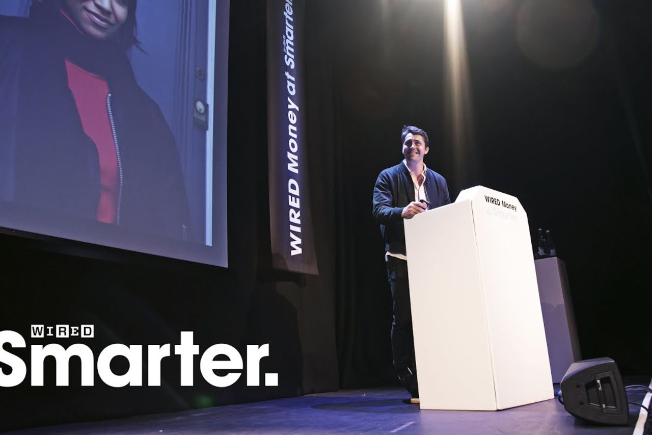 Ed Maslaveckas: Give people power over their data   WIRED Smarter 2019