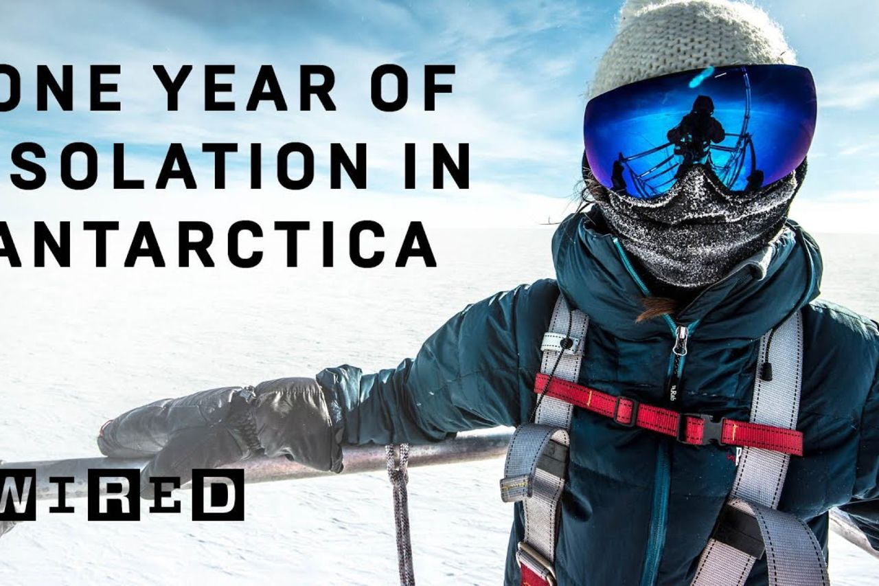 Antarctic doctor breaks down how isolation changes people   Expert Opinion