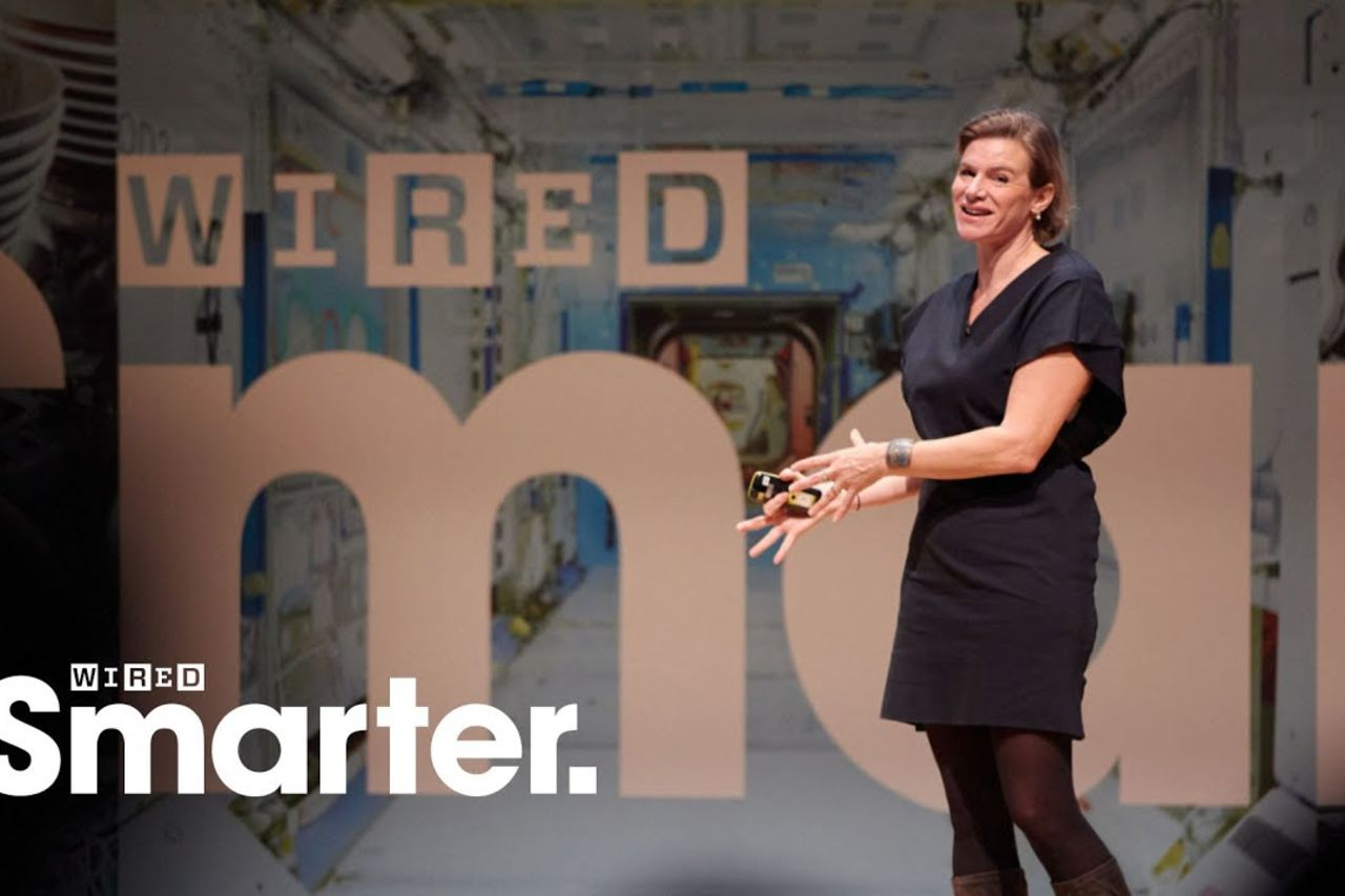 Mariana Mazzucato: How does innovation really happen? | WIRED Smarter 2019