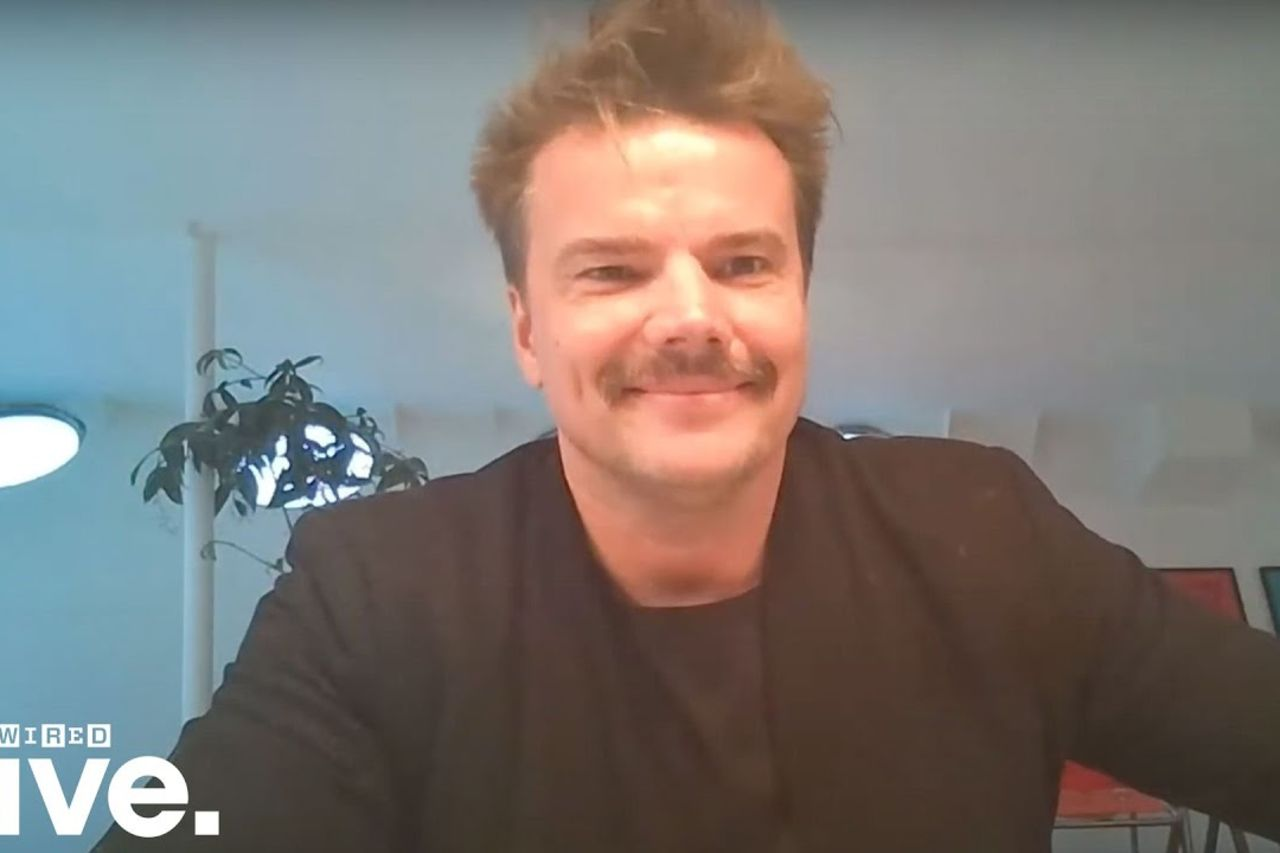 Sustainability in architecture and design with Bjarke Ingels | WIRED Live