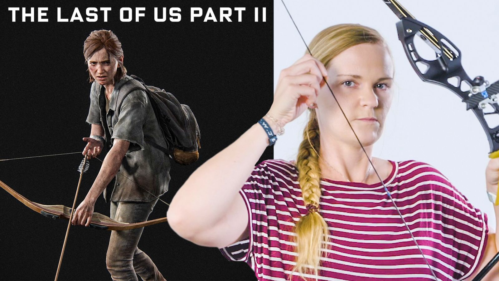 Olympic Archer Breaks Down Video Game Archery