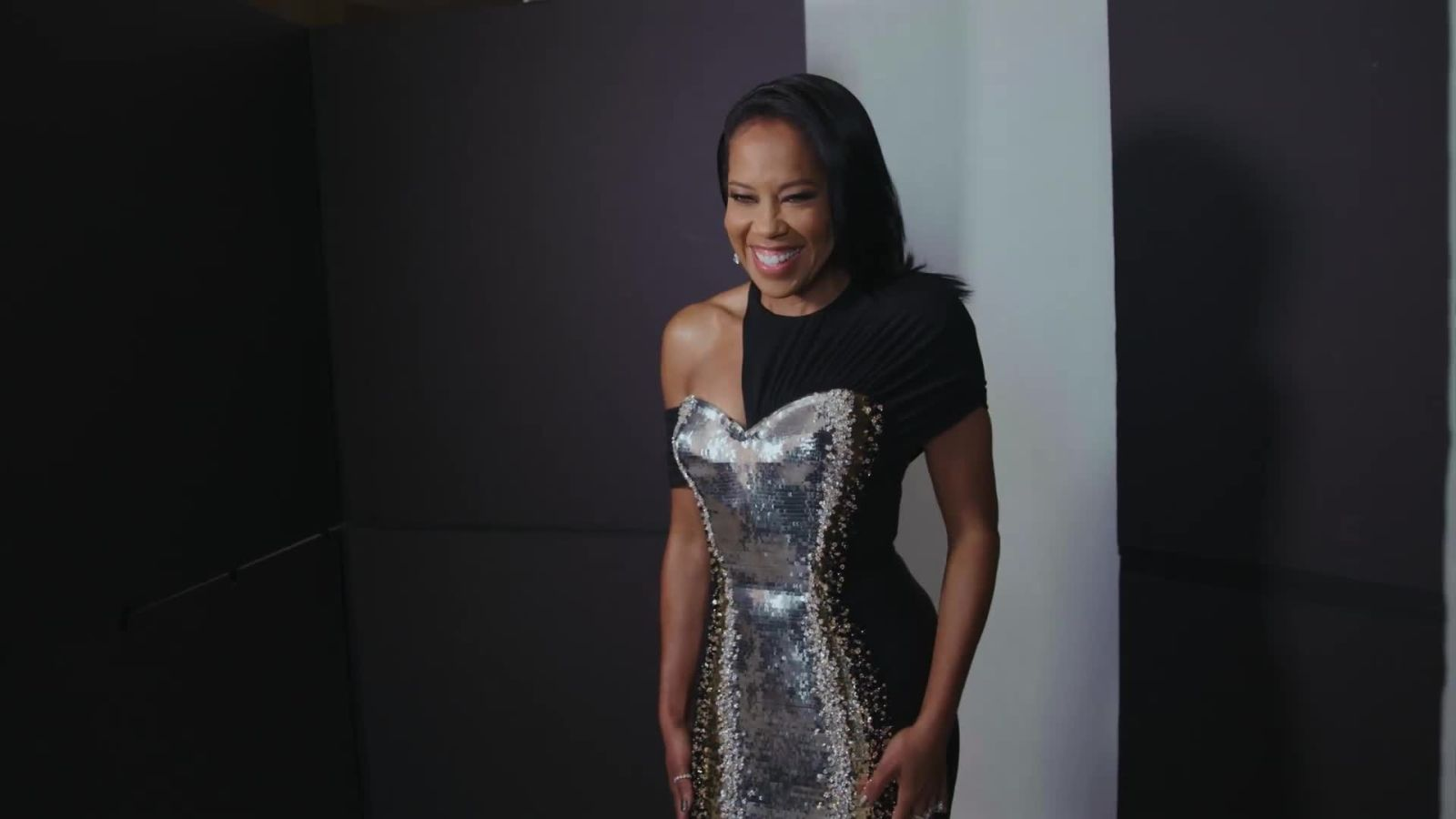 """""""This Dress Represents a Very Glamorous Armor""""—Watch How Regina King's Louis Vuitton Golden Globes Look Came Together on Good Morning Vogue"""
