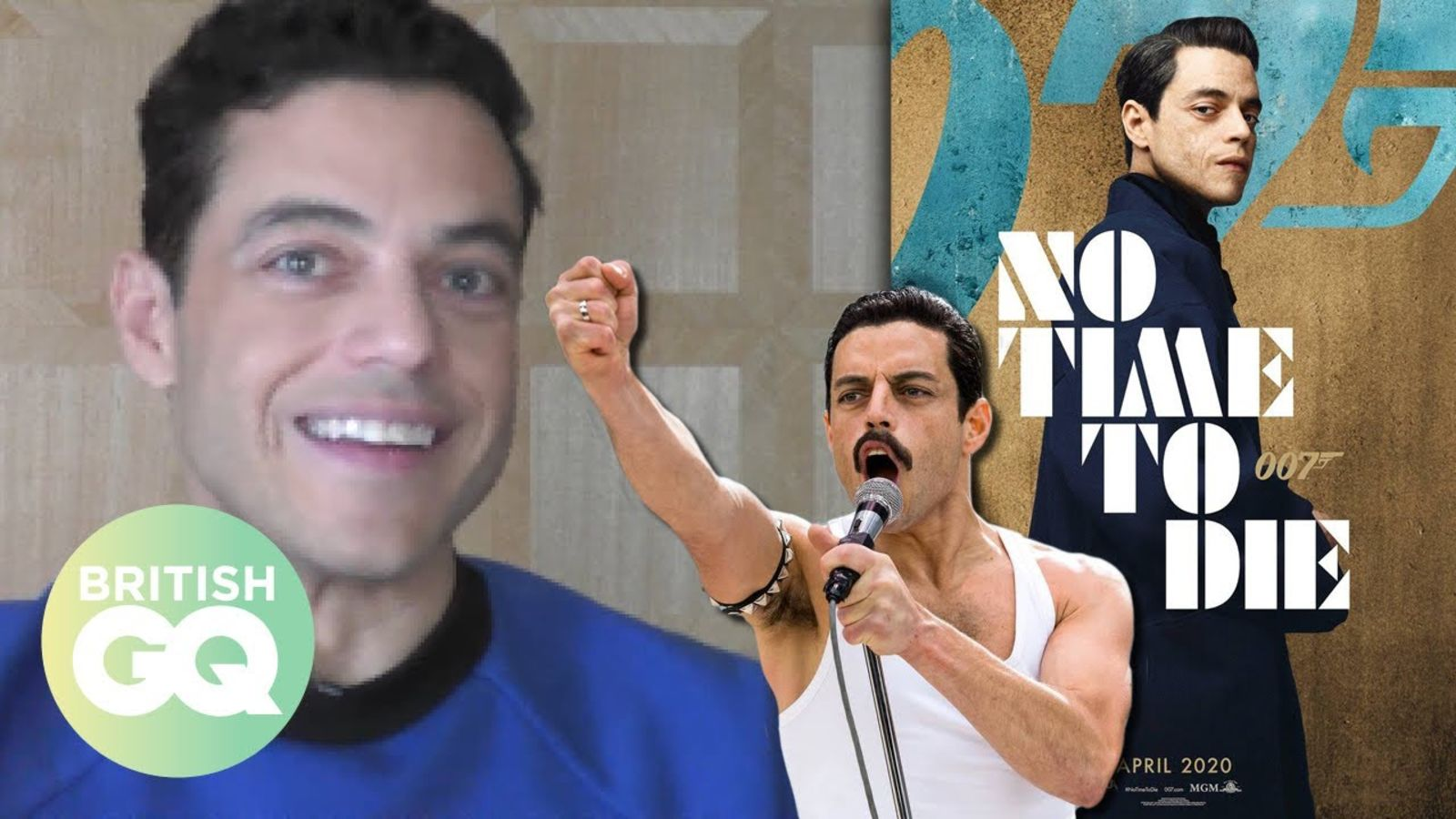 Rami Malek: 'Playing Safin was not psychologically easy for me'