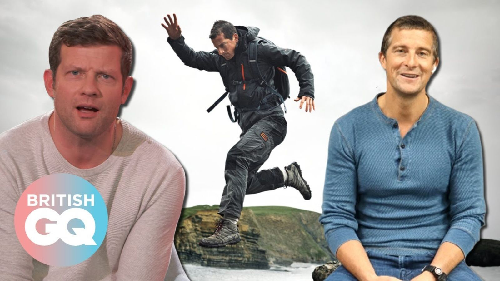 Bear Grylls on what he learned climbing Everest