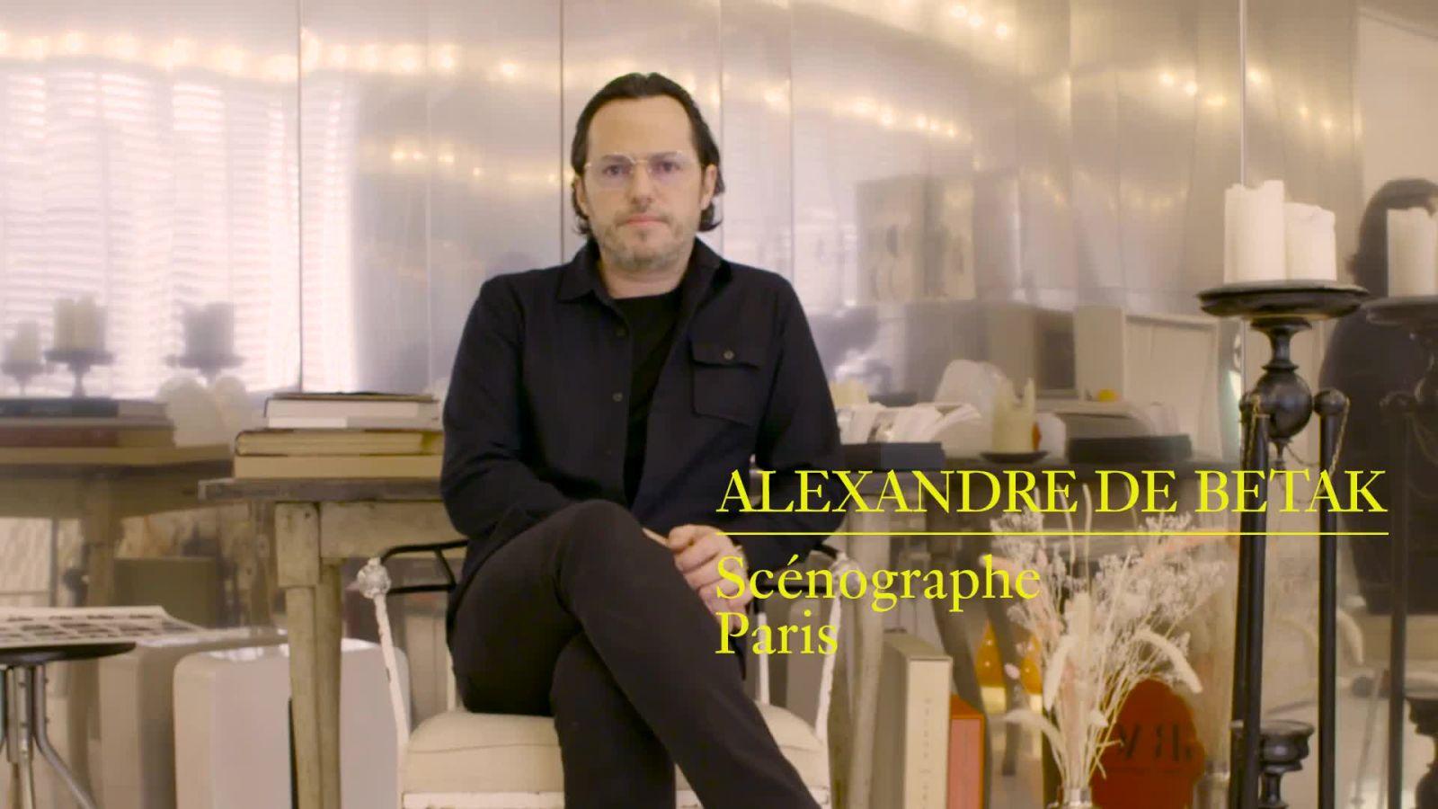 Intérieurs de créateurs : Bienvenue chez Alexandre de Betak