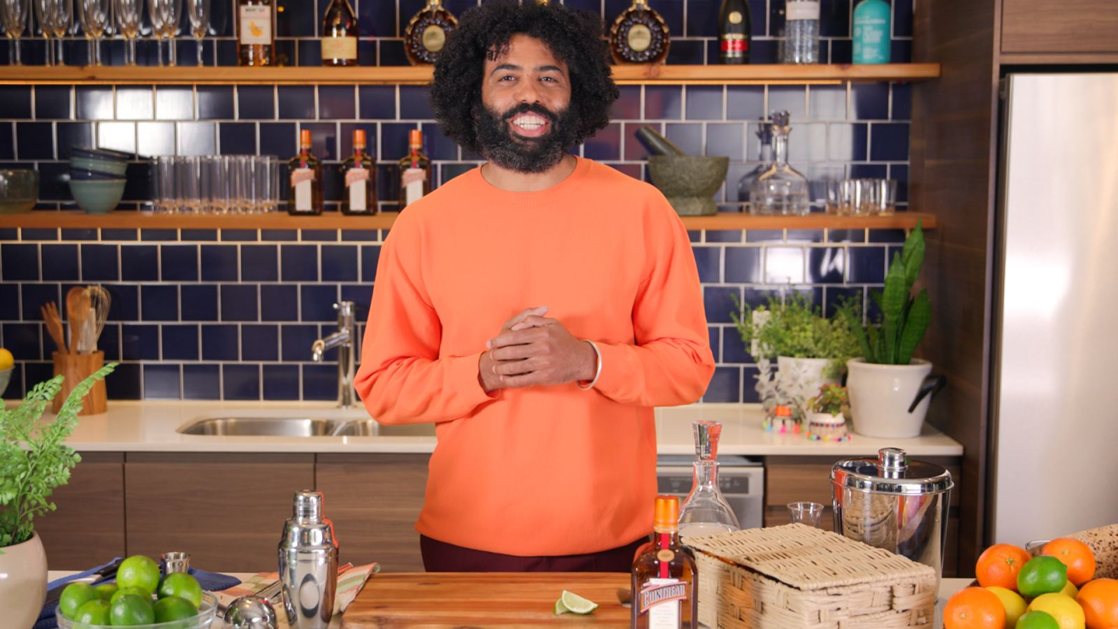 The Ultimate Margarita Showdown with Daveed Diggs