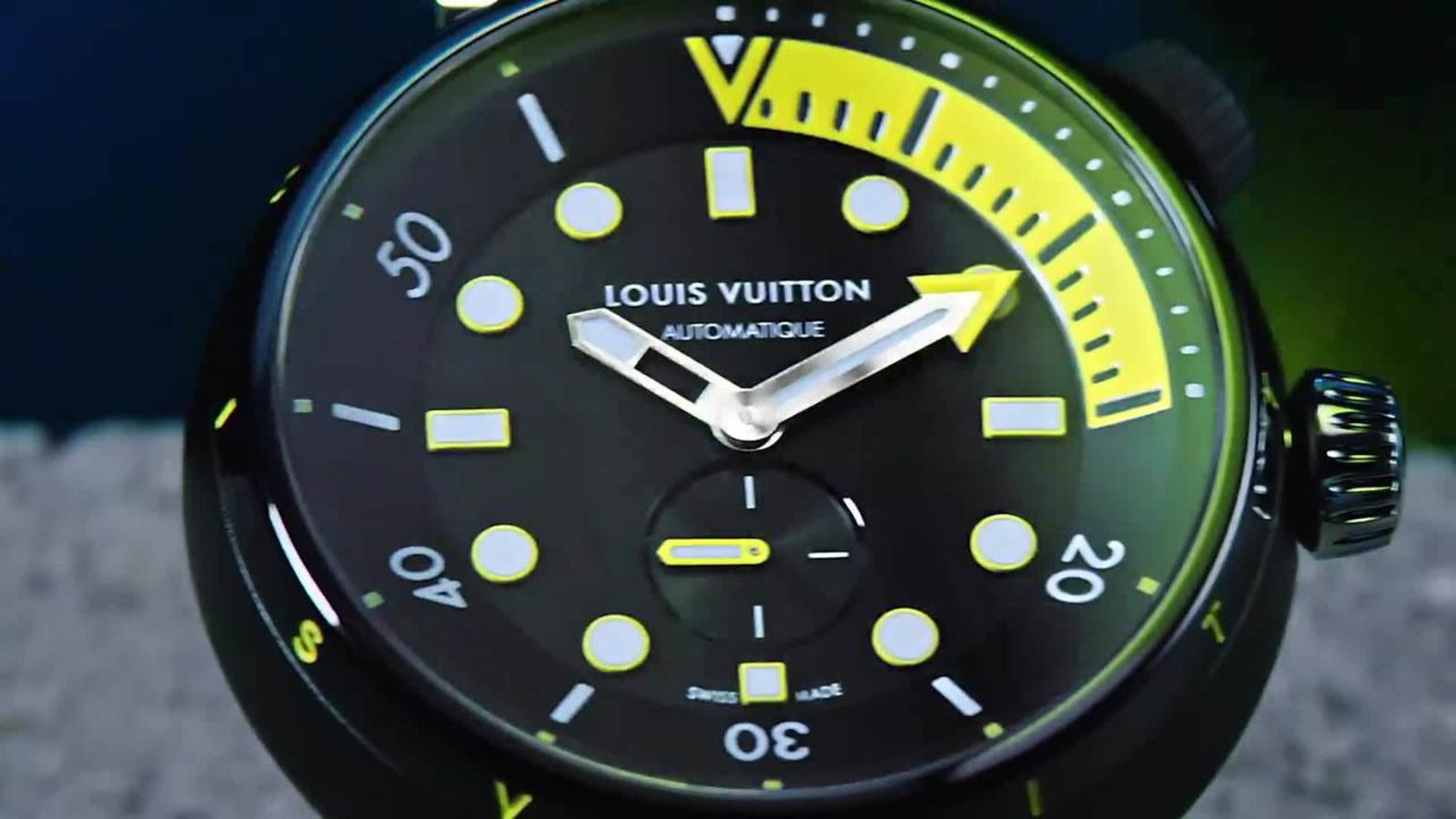 Nuovo orologio Louis Vuitton
