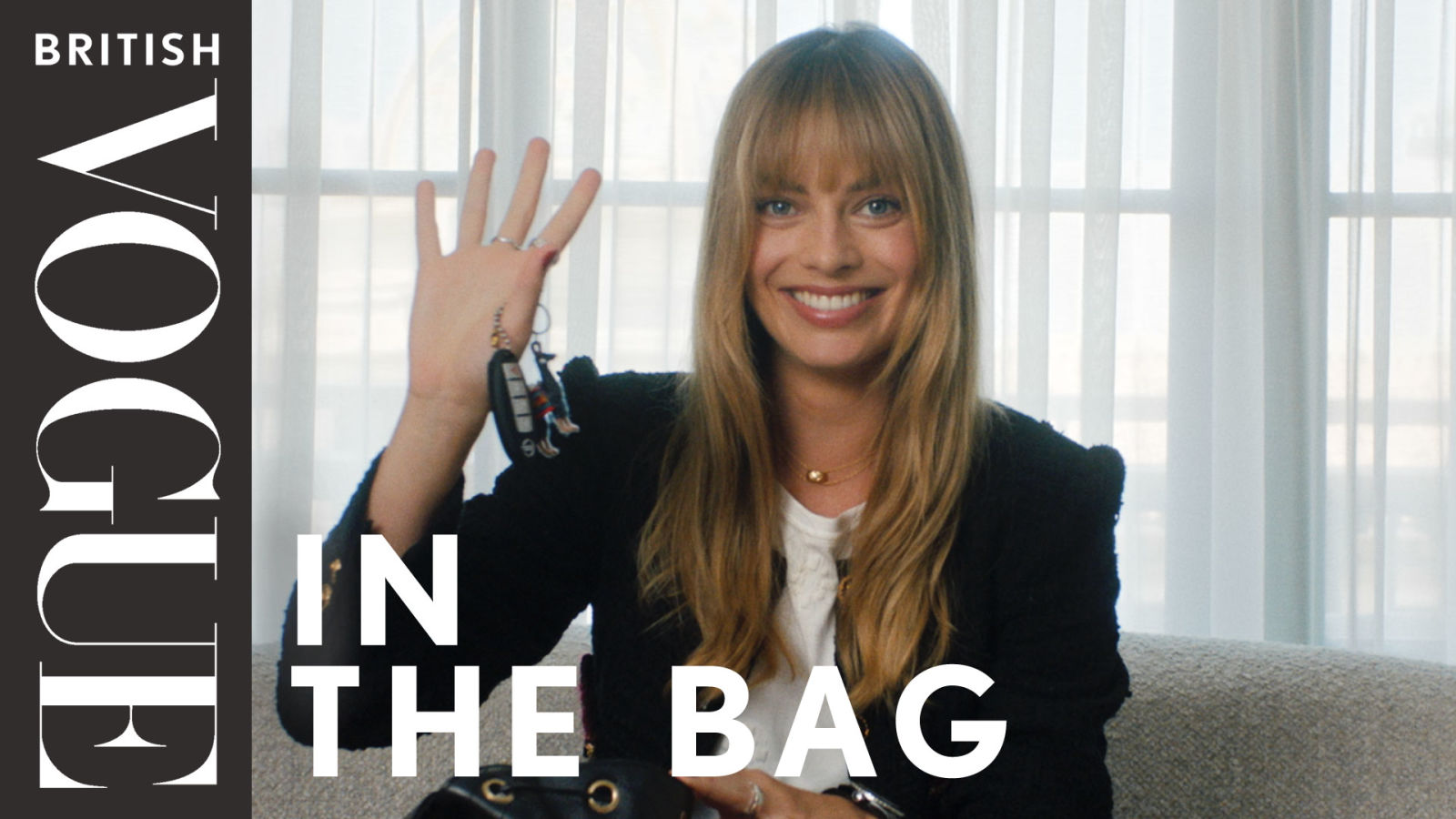 Margot Robbie: In The Bag