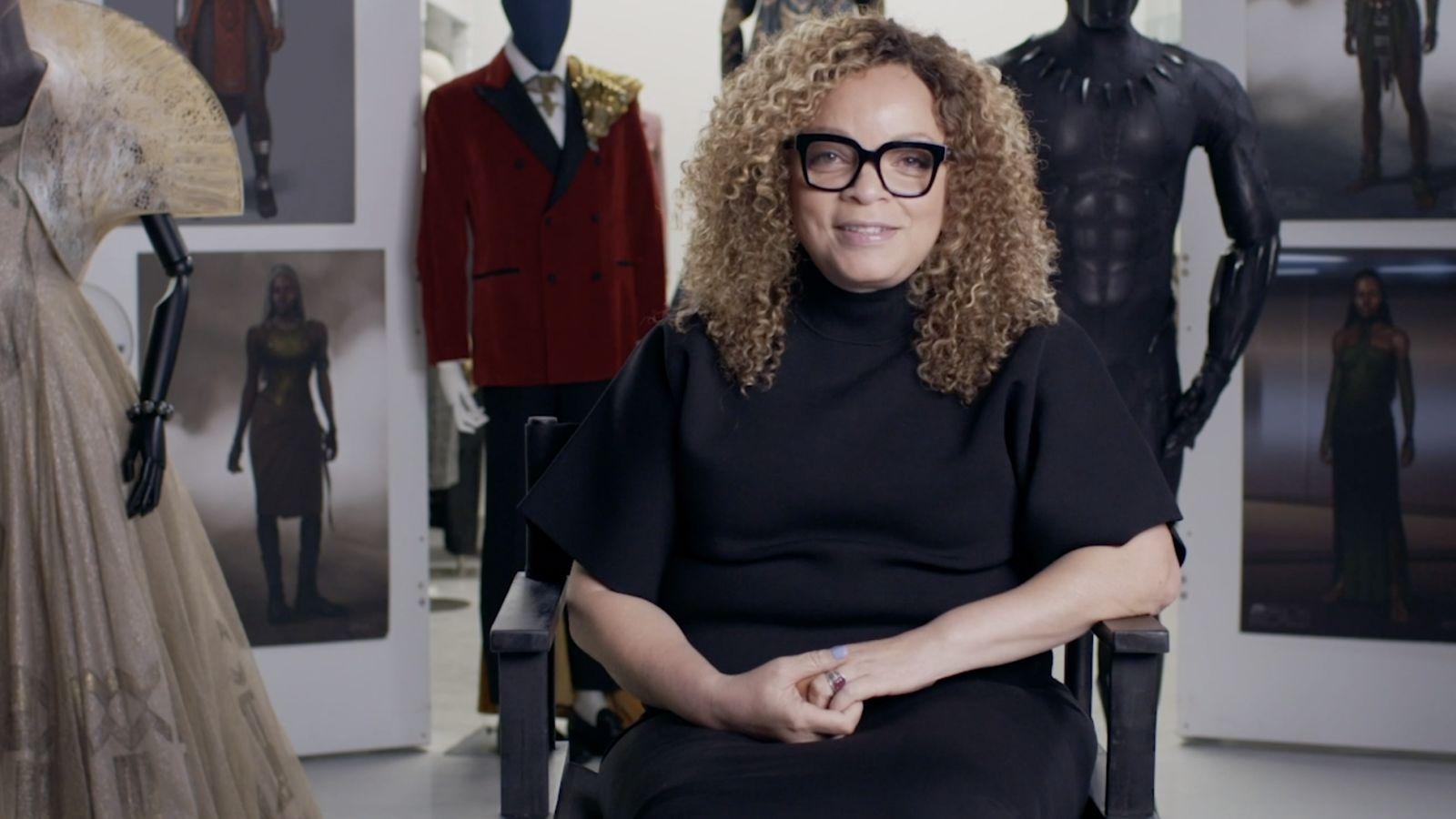 La diseñadora de vestuario Ruth Carter revela los secretos de sus películas más famosas ('Black Panther', 'Malcolm X'...)