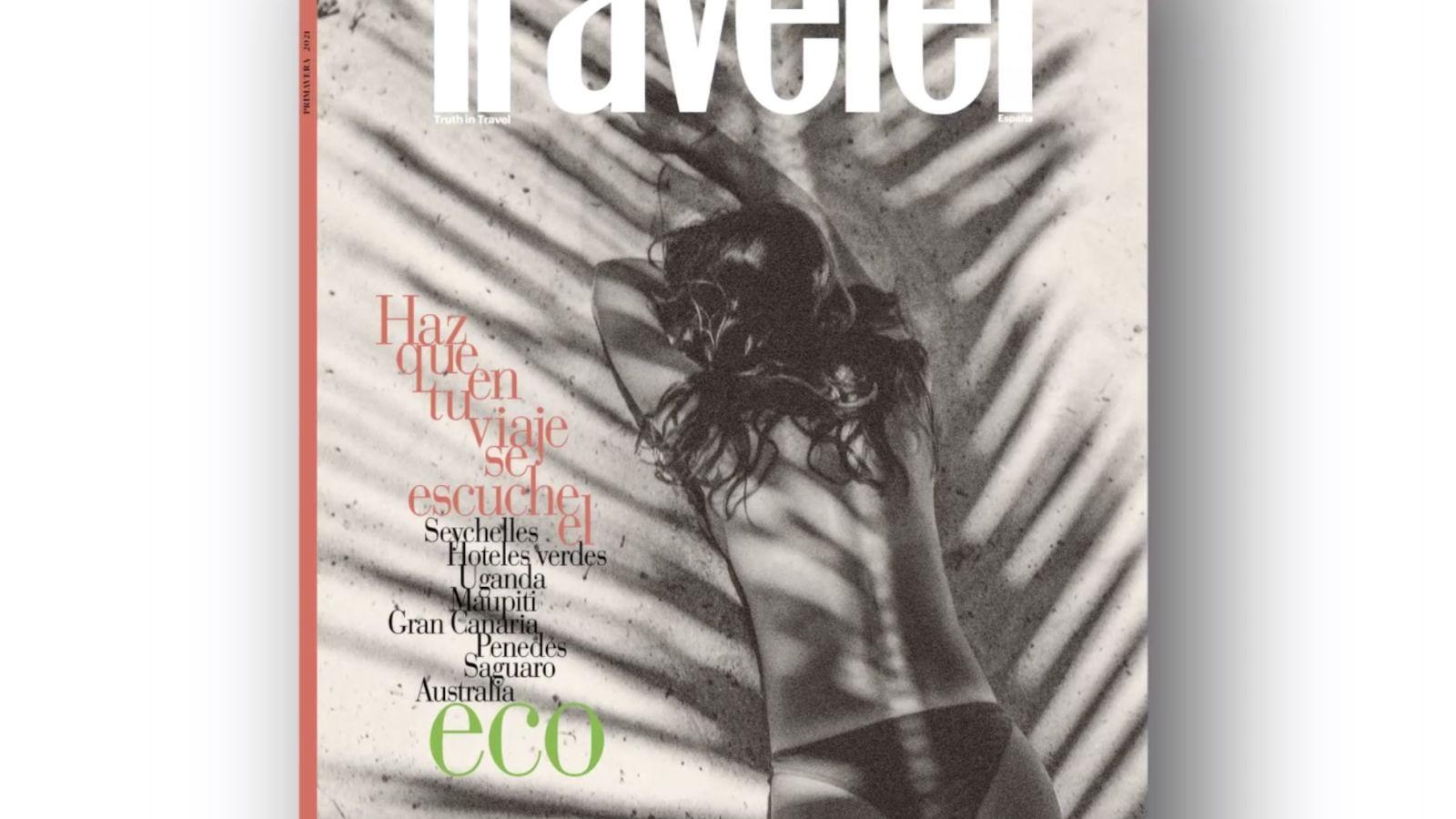 Nueva revista Condé Nast Traveler: una nueva conciencia