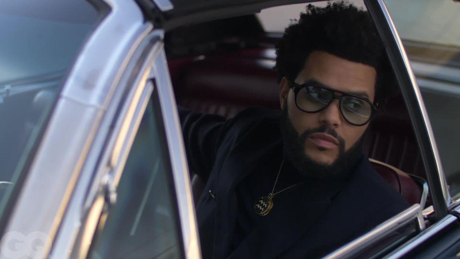Detrás de las cámaras de la portada global con The Weeknd