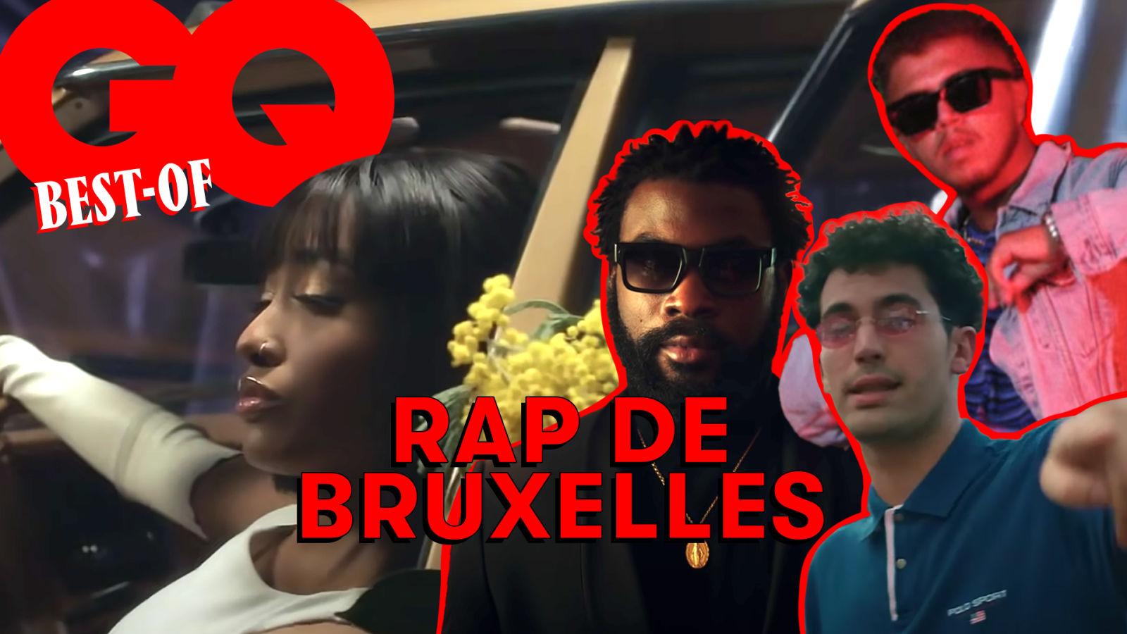 Bruxelles jugé par le rap français | BEST OF 2021