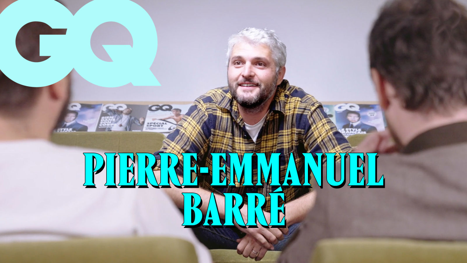 Pierre-Emmanuel Barré : Presque en Couv'