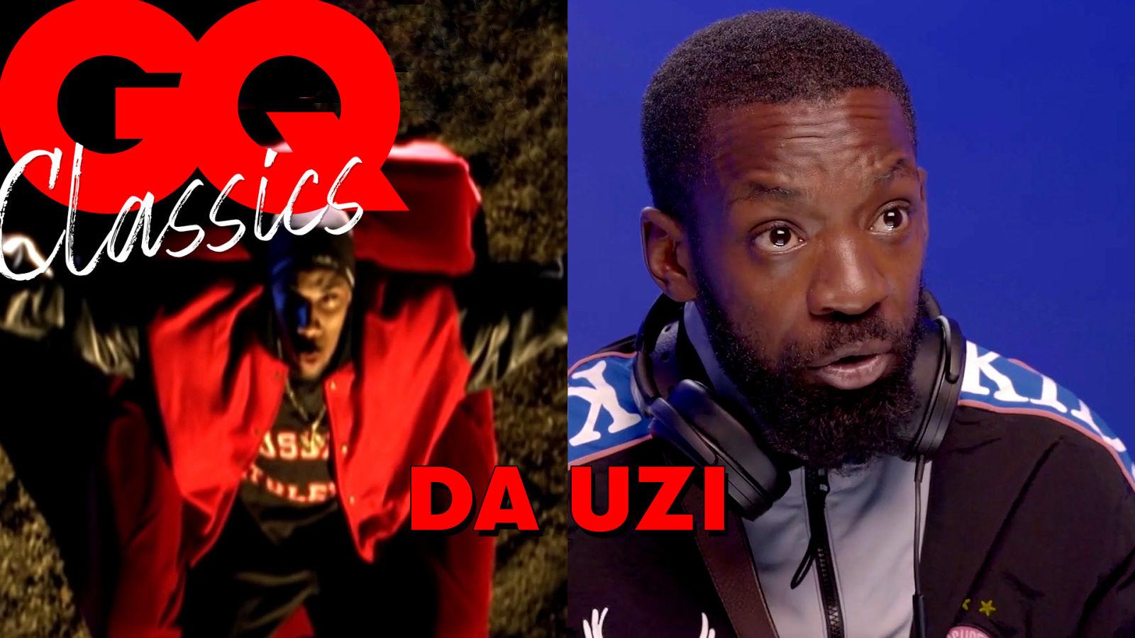 DA Uzi juge les classiques du rap français : Mac Tyer, Busta Flex, Fonky Family, Diam's
