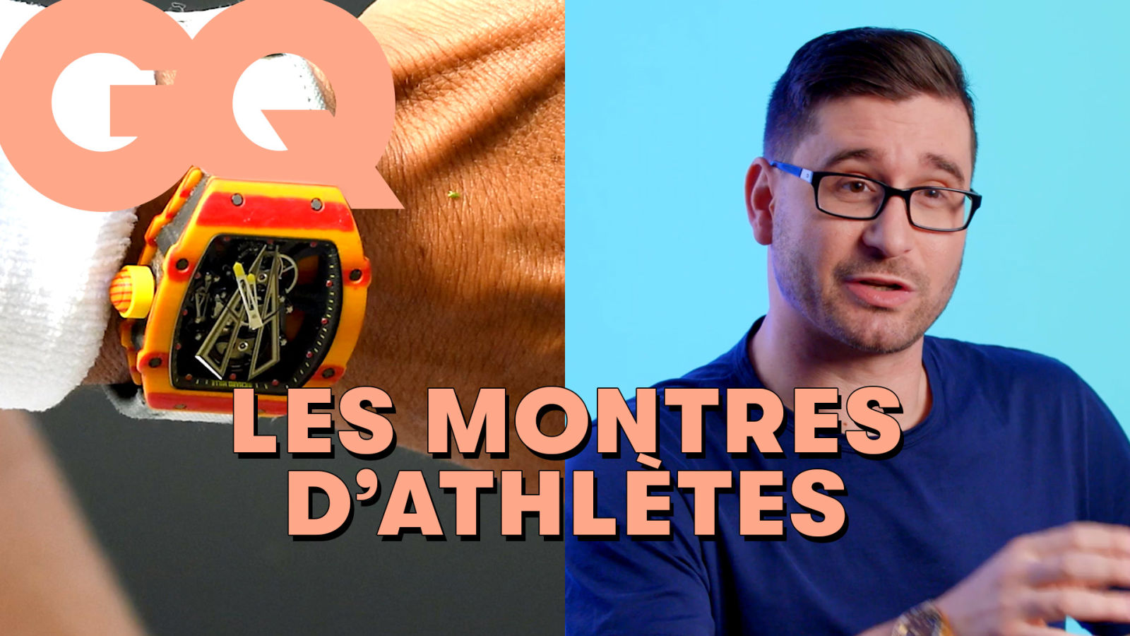 Un expert en horlogerie analyse les montres des stars du sport : Lewis Hamilton, Roger Federer, LeBron James