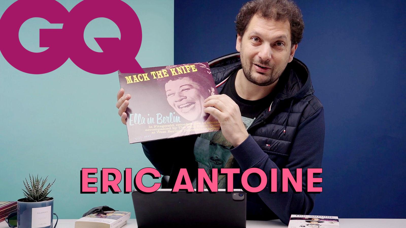 Les 10 Essentiels d'Eric Antoine (ukulélé, échecs et Lego)