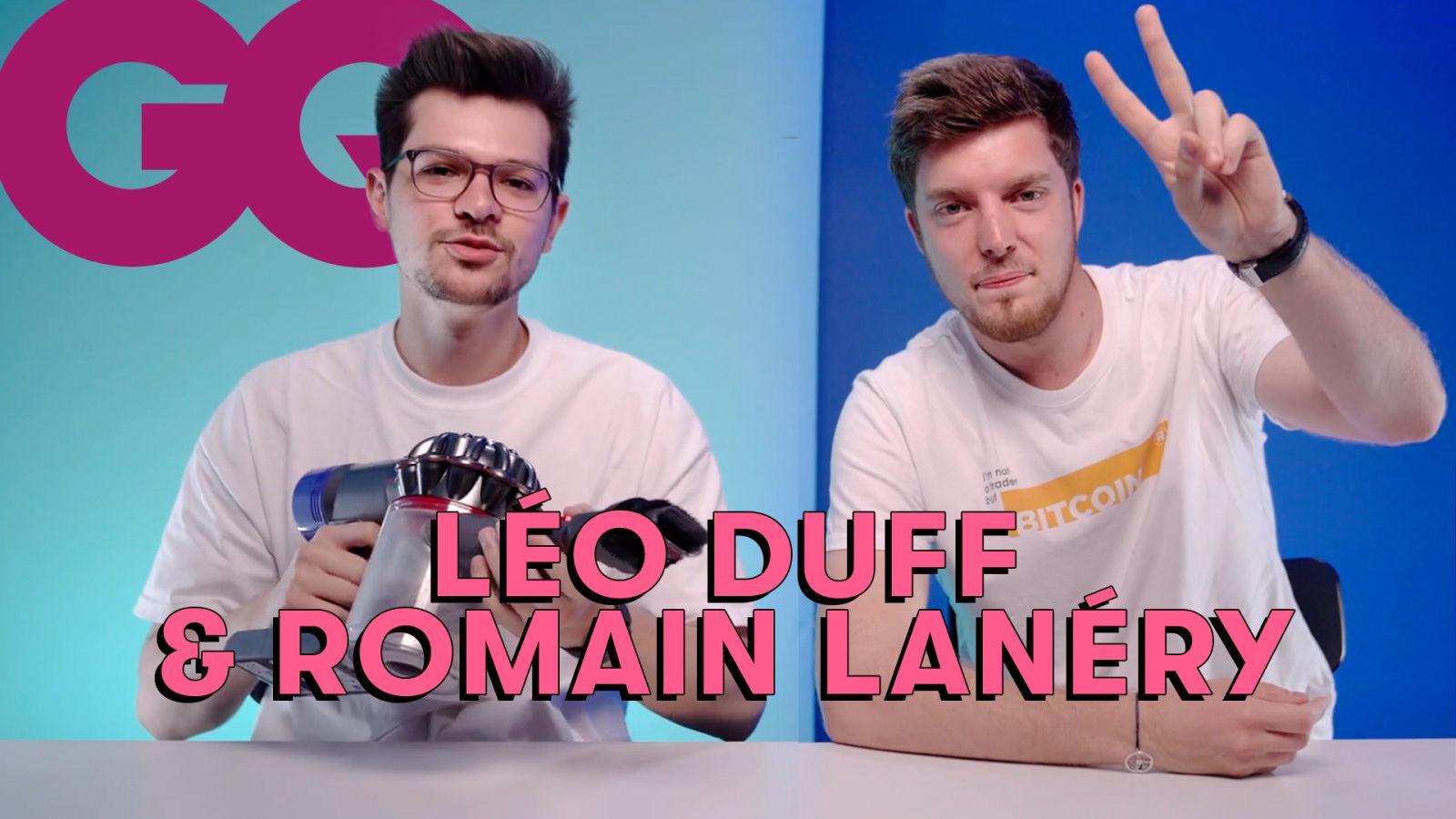 Les 10 Essentiels de Léo Duff & Romain Lanéry (AirPods, Tesla et Dyson)