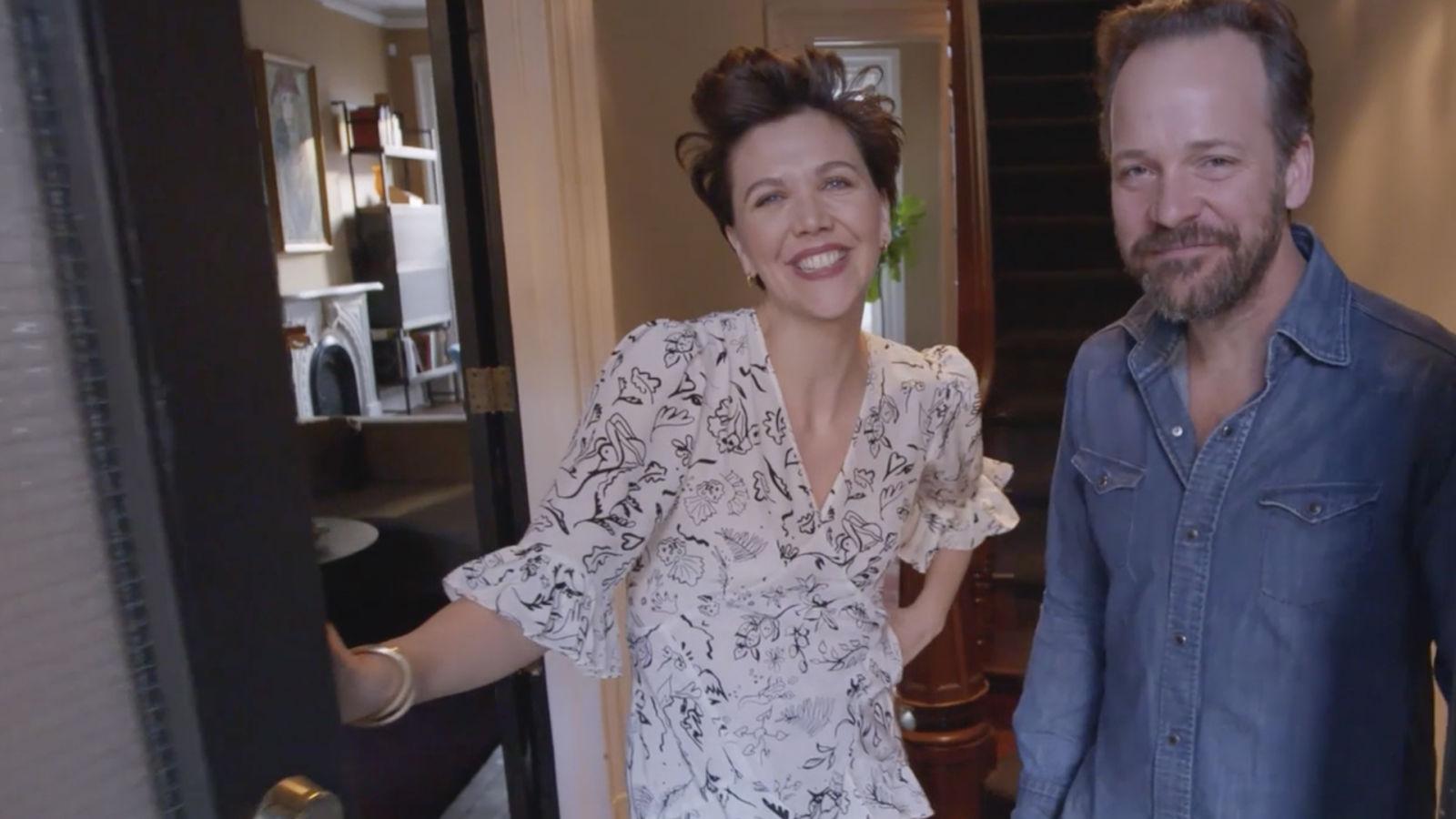 Entramos en la casa de Brooklyn de Maggie Gyllenhaal y Peter Sarsgaard