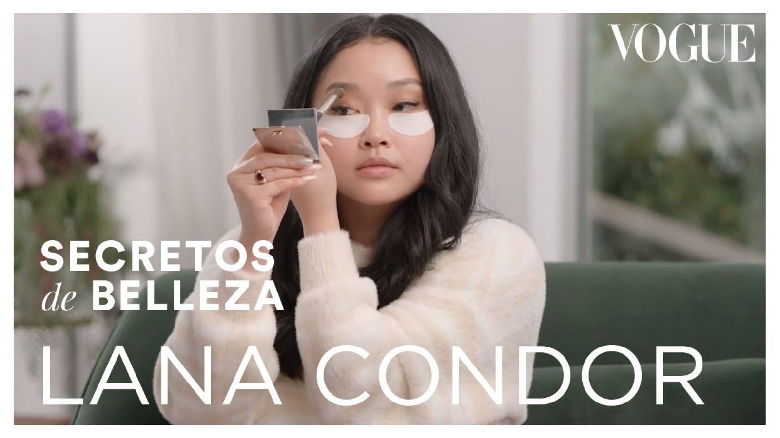 """Lana Condor: """"Labios atrevidos y ojos llamativos SÍ pueden combinarse"""""""