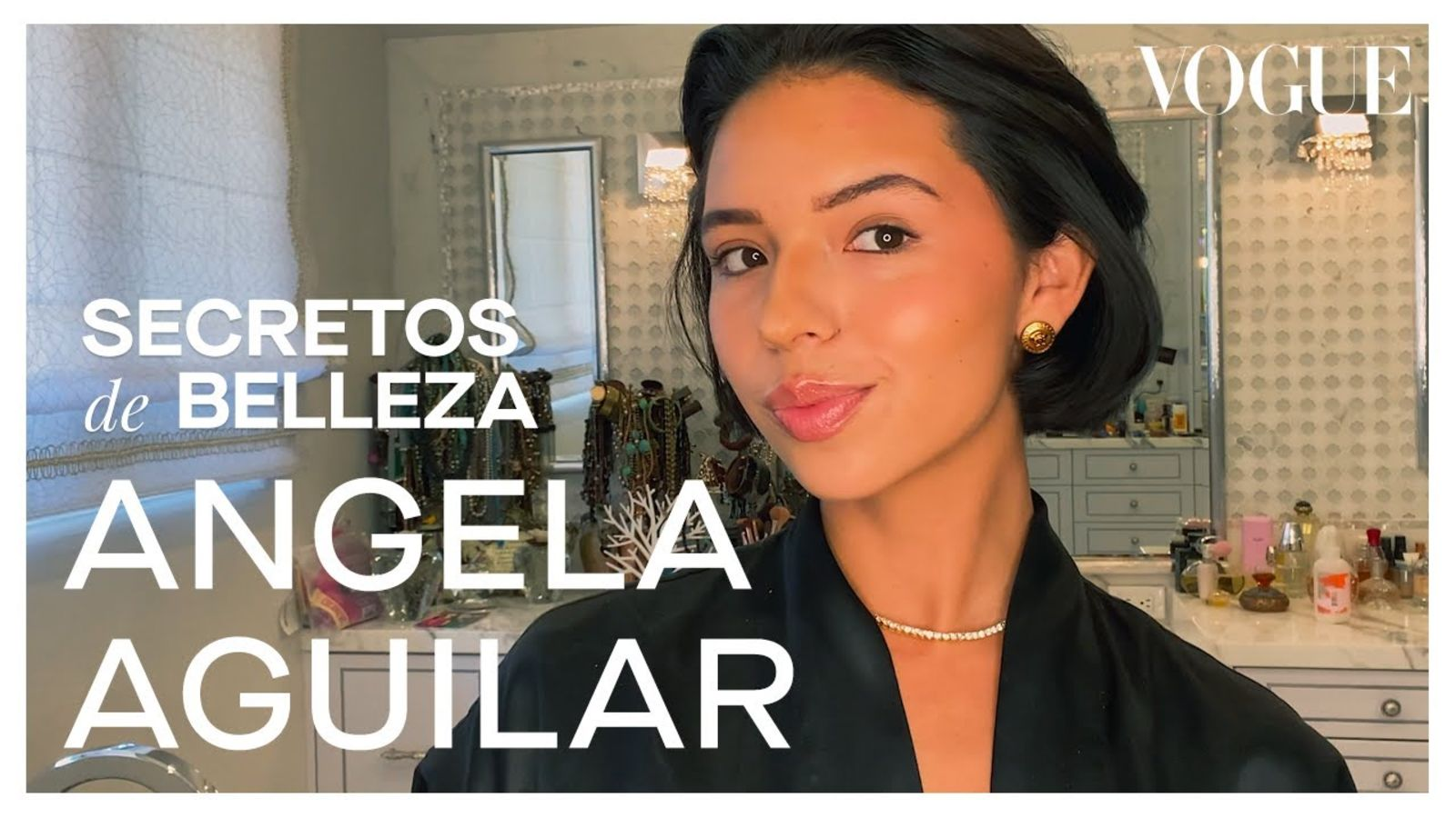 Ángela Aguilar y sus secretos de belleza para las amantes del maquillaje