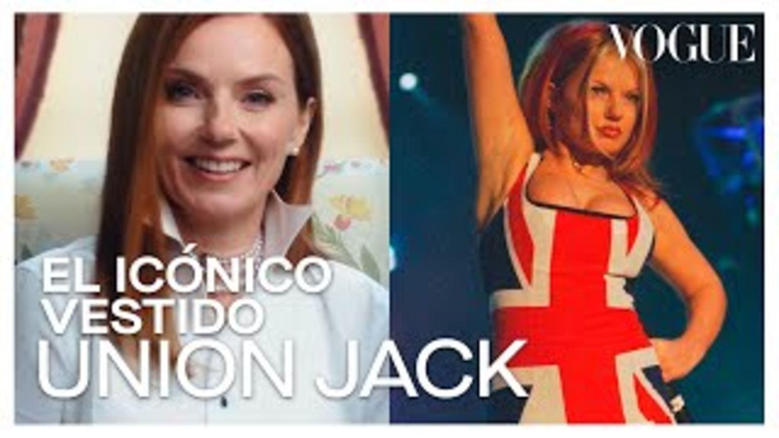 Ginger Spice y la historia de su icónico vestido | Vogue México y Latinoamérica