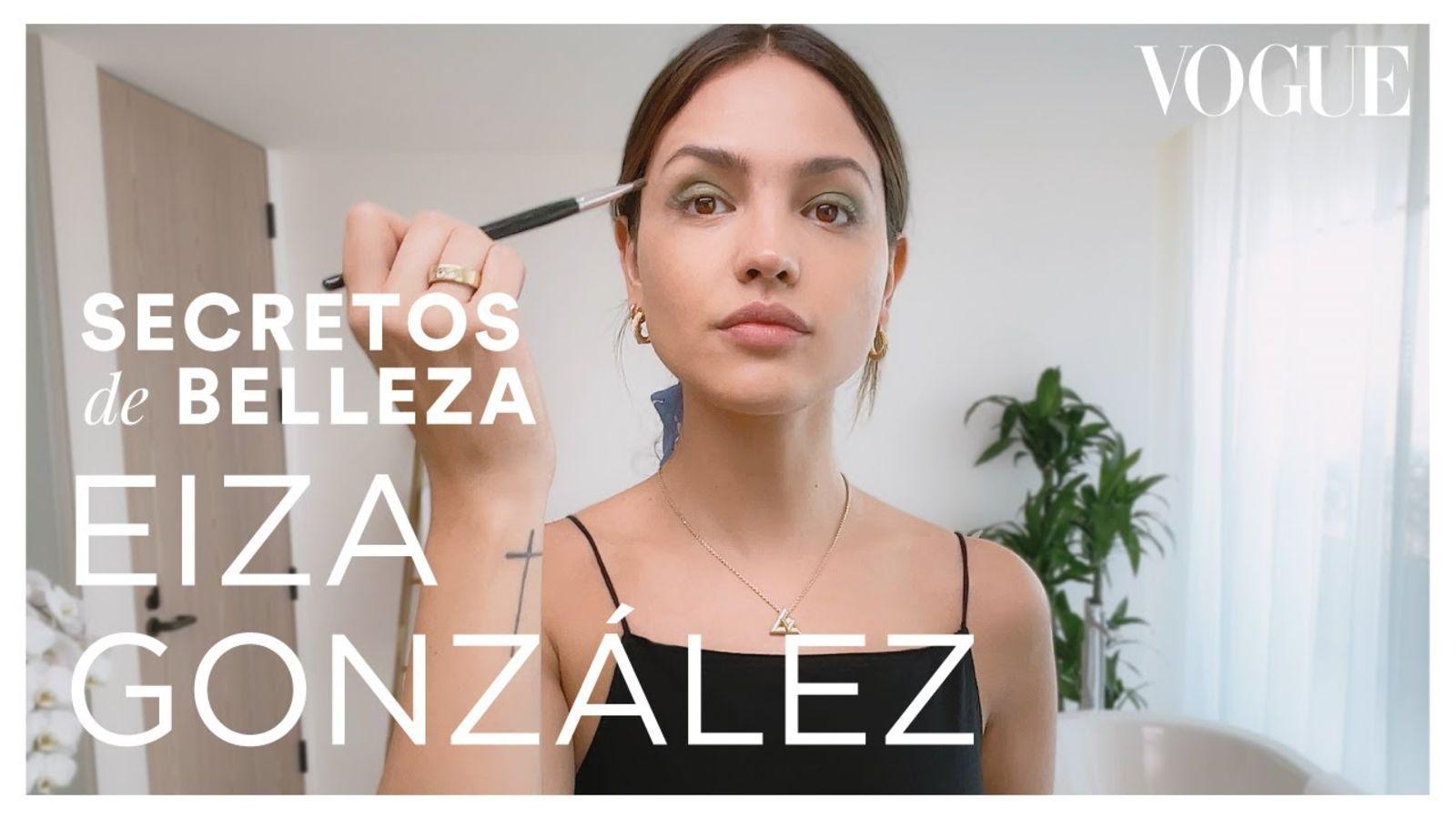 Eiza González logra que sus ojos luzcan más grandes con estos 3 trucos