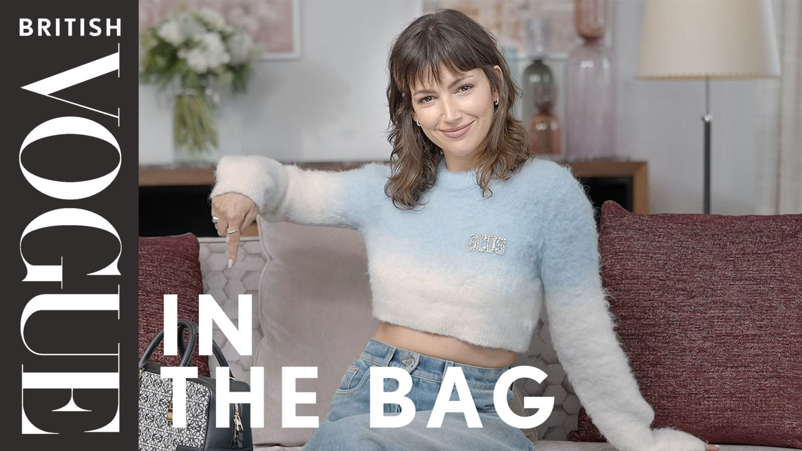 In The Bag with Úrsula Corberó